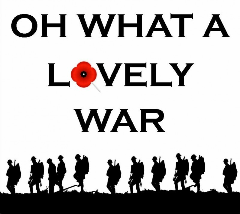 "oh what a lovely war essay The play i saw was oh what a lovely war by theatre workshop let us write you a custom essay sample on adrian mcdougall ""oh what a lovely."