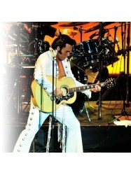 Johnny Lee Memphis is Elvis Presley at Chequer Mead, East Grinstead