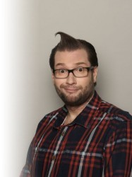 Gary Delaney- Theres Something About Gary at Chequer Mead, East Grinstead