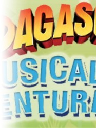Madagascar Jr at Chequer Mead, East Grinstead