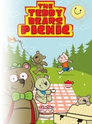 Teddy Bears Picnic at Chequer Mead, East Grinstead