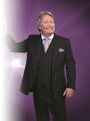Jim Davidson- 40 Years On at Chequer Mead, East Grinstead