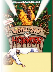 Little Shop of Horrors at Chequer Mead, East Grinstead