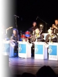 Best of the Big Bands, in Aid of Age Uk at Chequer Mead, East Grinstead