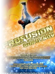 PROFUSION at Chequer Mead, East Grinstead