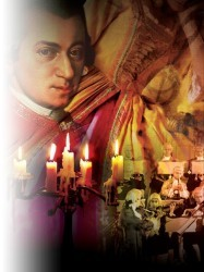 Magical Mozart by Candlelight at Chequer Mead, East Grinstead