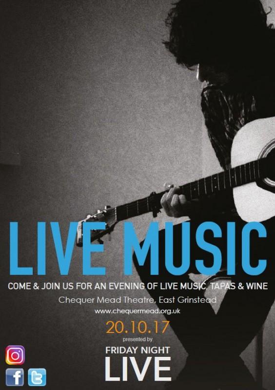 Live music east grinstead