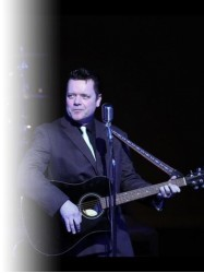 Travelin Man- The Ricky Nelson Rock n Roll Show at Chequer Mead, East Grinstead