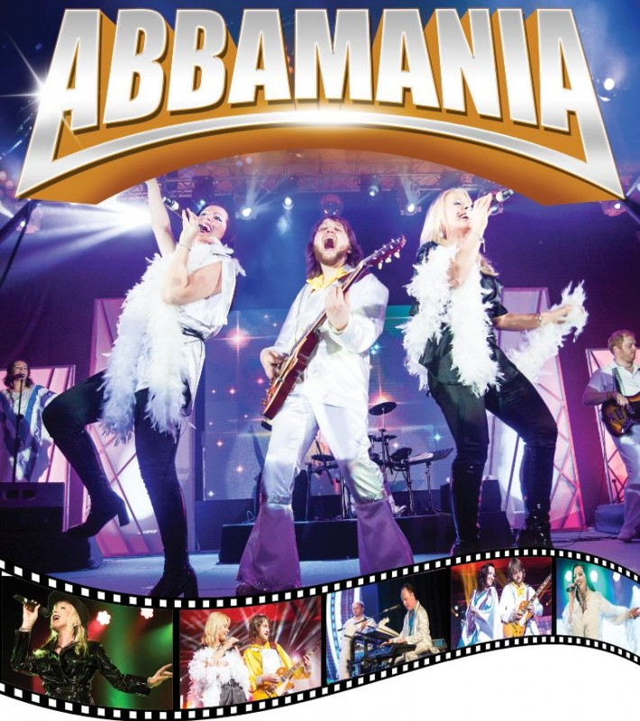 Chequer Mead - Abbamania - Celebrating 40 years of ABBA