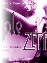 Purple Zeppelin - The Ultimate Rock Tribute Show! at Chequer Mead, East Grinstead