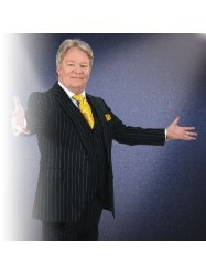Jim Davidson On the Road Again at Chequer Mead, East Grinstead