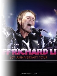 Cliff Richard Live - 60th Anniversary Tour at Chequer Mead, East Grinstead