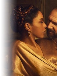 Antony & Cleopatra at Chequer Mead, East Grinstead