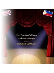 Charity Concert - East Grinstead Mayors Event at Chequer Mead, East Grinstead