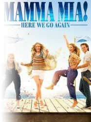 Mamma Mia - Here We Go Again at Chequer Mead, East Grinstead