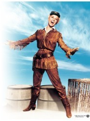 Afternoon Tea at the Movies: Calamity Jane at Chequer Mead, East Grinstead