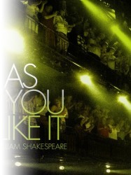 As You Like It at Chequer Mead, East Grinstead