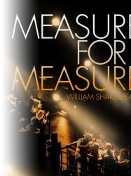 Measure for Measure at Chequer Mead, East Grinstead