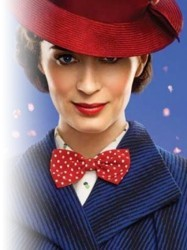 Mary Poppins Returns at Chequer Mead, East Grinstead
