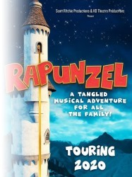 Rapunzel at Chequer Mead, East Grinstead