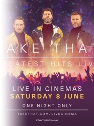 Take That – Greatest Hits Live at Chequer Mead, East Grinstead