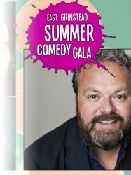 East Grinsteads Summer Comedy Gala at Chequer Mead, East Grinstead