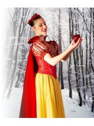 Snow White at Chequer Mead, East Grinstead