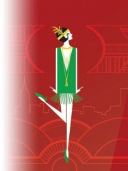 Thoroughly Modern Millie Jr at Chequer Mead, East Grinstead