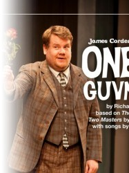 One Man, Two Guvnors at Chequer Mead, East Grinstead