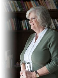 Strictly Ann – An Evening with Ann Widdecombe at Chequer Mead, East Grinstead