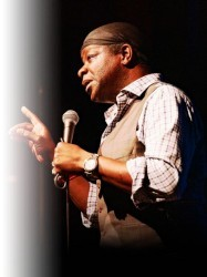 Stephen K Amos: Everyman at Chequer Mead, East Grinstead