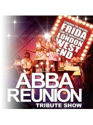 Abba Reunion Tribute Show at Chequer Mead, East Grinstead