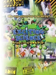 Exciting Science at Chequer Mead, East Grinstead