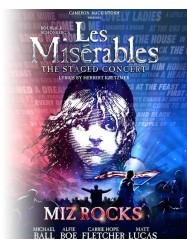 Les Misérables: The Staged Concert at Chequer Mead, East Grinstead