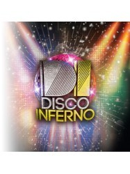 Disco Inferno at Chequer Mead, East Grinstead