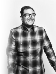 Alan Carr - Work in Progress at Chequer Mead, East Grinstead