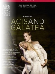 Acis and Galatea at Chequer Mead, East Grinstead