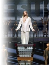 Jesus Christ Superstar at Chequer Mead, East Grinstead