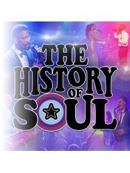 The History of Soul  at Chequer Mead, East Grinstead