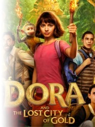 Dora and the Lost City of Gold at Chequer Mead, East Grinstead