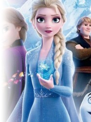 Frozen 2 at Chequer Mead, East Grinstead