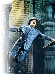 Singin in the Rain at Chequer Mead, East Grinstead