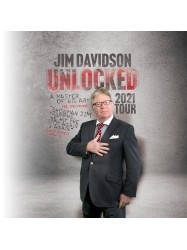Jim Davidson - Last Man Standing at Chequer Mead, East Grinstead