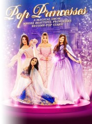 Pop Princesses  at Chequer Mead, East Grinstead
