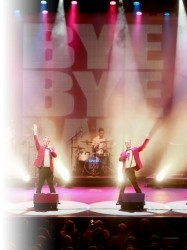 Bye Bye Baby at Chequer Mead, East Grinstead