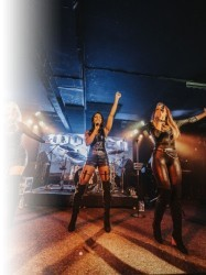 Women in Rock  at Chequer Mead, East Grinstead