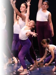 Universal Dance End of Year Show at Chequer Mead, East Grinstead